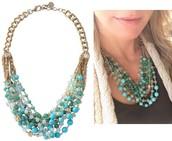 Maldives Necklace Reg $118 -50% sale $59