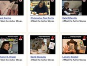 "Watch 69 ""Meet the Author Videos"" on TeachingBooks.net"