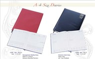 A4 size Diaries