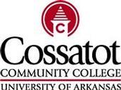 #2 Cossatot Community College of the University of Arkansas