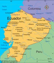 Third Stop - Ecuador