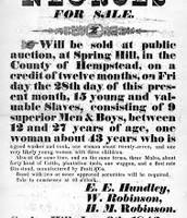 Slave Poster