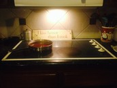1. My Electric Stove