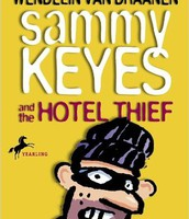 Sammy Keyes Hotel Thief by Wendelin Van Draanen