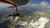 7. Hang Glide Over Mountains
