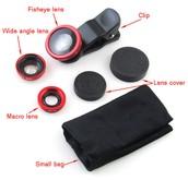 2) Camera Lens for Phones