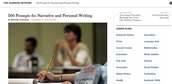 New York Times: Articles and Lesson Plans