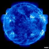 Our Sun in UV