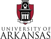 #1 University of Arkansas