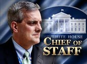 What are the duties of the Chief of Staff, Press Secretary, and White House Staff members?