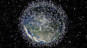 Il·lustració de com es veu la terra des de l'espai