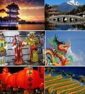 Kontakt z chińską kulturą