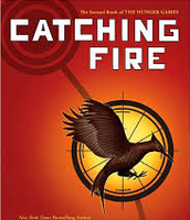 """Catching Fire"" the second book"