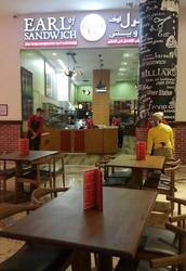 Earl of Sandwich QATAR