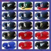 Las gorras de béisbol