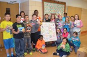 South Students Donate 1,495 Food Items