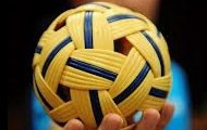 This is the type of ball they use when playing