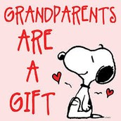 Grandparents and Special Friends Day Friday