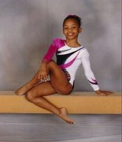Gabby When She First Started