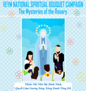 National Spiritual Bouquet IS COMING ON October 3rd, 2015