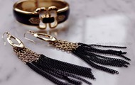 Lillith fringe earrings - NOW $30
