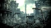 Dystopian Wasteland