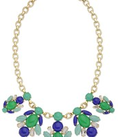 Juniper Statement Necklace - $50