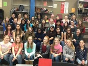 SVMS 7th Grade Girls Non Varsity Treble Choir