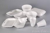 Why polystyrene (Styrofoam)?