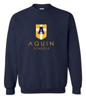 Navy Crew Sweatshirt