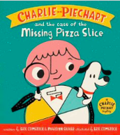Charlie Piechart and the Missing Pizza Slice by Marilyn Sadler