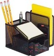 Mesh all in one Desk Caddy office sorter & Organize