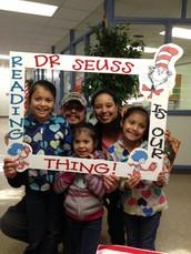 Mary R. Garcia Elementary Celeberating Texas Public School Week