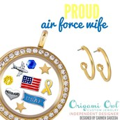 Origami Owl by Elise Rolenc