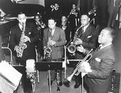 Jazz(music) during the Harlem Renaissance