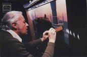 Best Concept artist in the world, Ralph McQuarrie!