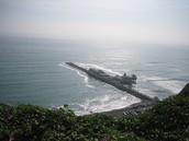 Peru Coastal Beach