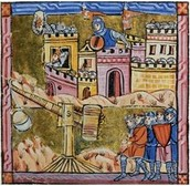 ההגעה של הצלבנים לניצחון על ירושלים