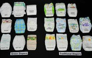 Eco- Friendly Diapers