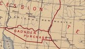1853-- Gadsden Purchase
