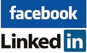 Facebook & LInked In