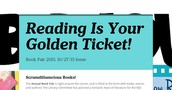 Reading is Your Golden Ticket!