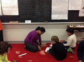 Working With a Student at Terry Fox P.S