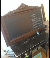 $195 - Vintage Chalkboard