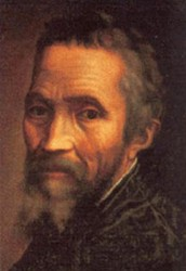 Michelangelo's early life