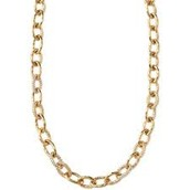 Christina link necklace- original price $79, sale price $45