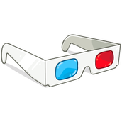 How are 3Dglasses 3D?