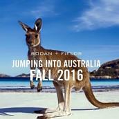 NEXT STOP - AUSTRALIA!