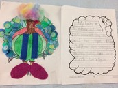 Clown Turkey by Alyssa