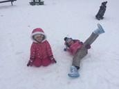 We Love Snow!!
